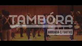 Tambóra - Arruada com gaita de foles - Live Boa Nova