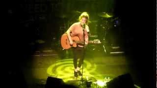 Selah Sue - Fyah Fyah - Live @ Grünspan, Hamburg, 01.03.2012