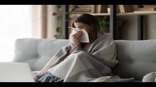 Covid-19 et grippe saisonnière incomparables