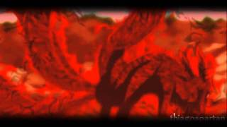 Uzumaki Naruto Kyuubi - Revenga