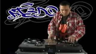 hiphop chileno dj turntable scratch beat junkies - by duckec
