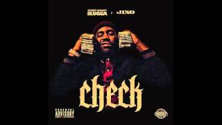 5lugga feat Jino - Check (Prod. By Yung Adamsville & Stribb) (audio)