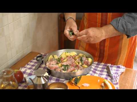 Come cucinare il coniglio al forno guide di cucina - Come cucinare un coniglio ...