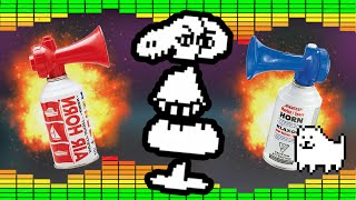 Undertale Dummy - MLG Airhorn Remix