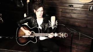 "Adam Martin  ""Magic"" Acoustic Coldplay cover"