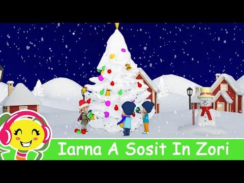 Iarna A Sosit In Zori - Cantece de iarna pentru copii