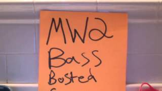 mw2 bass boosted songs of trick shots