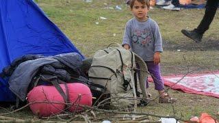Cerca de 90% dos deslocados por guerras e conflitos estão em países de renda média ou baixa