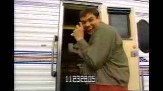 Filming Dumb and Dumber - Jim goofing around