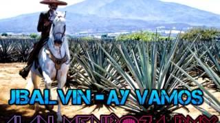 Ay Vamos - JBalvin (Mariachi Cumbia RMX) (PROD.ALAN MENDOZA)