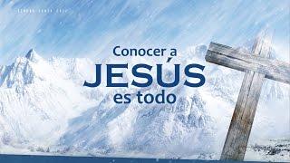 Karaoke - Conocer a Jesus es todo