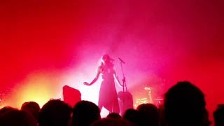 BANKS - Poltergeist LIVE in Perth 2017