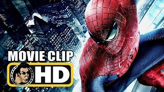THE AMAZING SPIDER-MAN (2012) 6 Movie Clips + Trailer   Marvel Superhero Movie HD