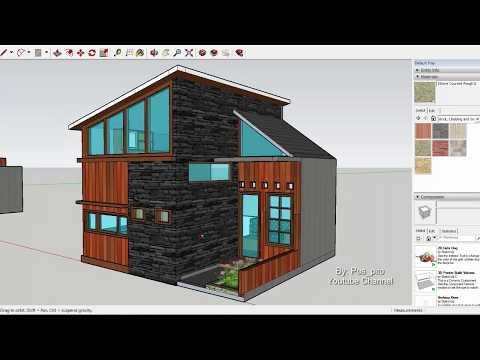 Download Video Eps 11 Desain Rumah -  Mikro House 6x6 Meter Yang Nyaman Gimana Ya Kira-kira?