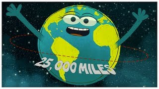 """Outer Space: """"A Beautiful, Beautiful World,"""" The Earth Song by StoryBots"""