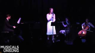 Written in Stone - Lucie Jones - MUSICALS Unsung