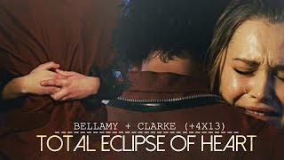 Bellamy & Clarke | Together (1x01 - 4x13)