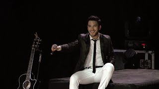 Daniel Paez - Cuando llora mi guitarra (en vivo) | JJ a mi manera