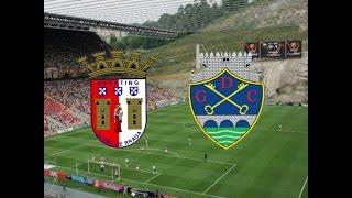 Gol Sporting Braga 1 x 0 Desportivo de Chaves - Maycon Santos - Rádio Grande Rio AM 1560