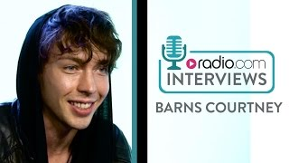 "Barns Courtney Talks ""Glitter and Gold"""
