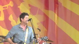 "BETTER THAN EZRA !!!!! "" Born To Run "" closing song New Orleans JAZZ FEST 2011 !!!!"