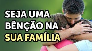 SEJA UMA BÊNÇÃO NA SUA FAMÍLIA - Pastor Antonio Junior