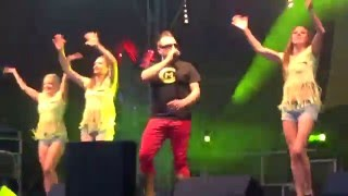 CZADOMAN - Ruda tańczy jak szalona (koncert Dni Trzemeszna 2016)