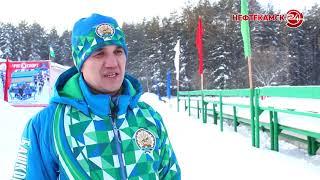 В Нефтекамске выявили абсолютного победителя на лыжне