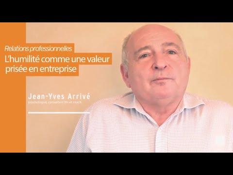 Video : L'humilité comme une valeur prisée en entreprise