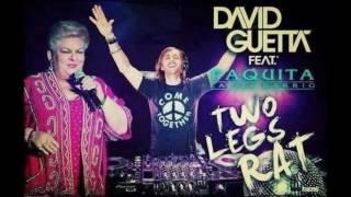 Paquita LDB feat David Guetta   Two Legs Rat Rata de dos patas