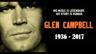 RIP Glen Campbell 1936 - 2017