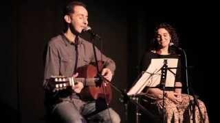 Si te parece. David Calabuig y María Casas. Teatre LlueRNa