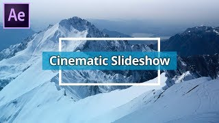 The Cinematic Slideshow - After Effect Template | FREE DOWNLOAD