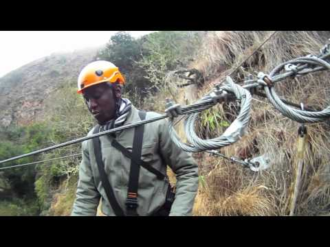 Canopy Tours South Africa 2011 July