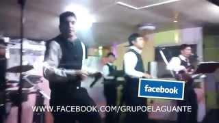 Grupo El Aguante   Por Ti No Llorare   Video Promocional 2015