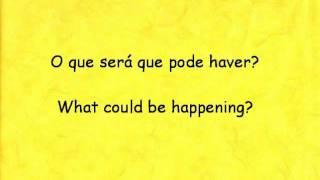 Beauty & the Beast - Something There (Brazilian Portuguese + English translation)