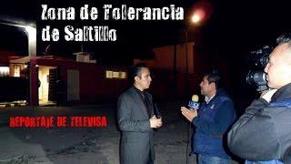 Predicando el evangelio en la Zona de Tolerancia de Saltillo reportaje de Televisa