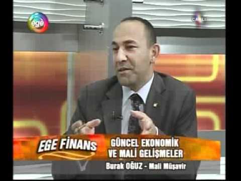 Burak OĞUZ - Ege Tv (31.05.2012) Memur Zammı-Affın Affı-BES'de Katkı Payı Dönemi-2