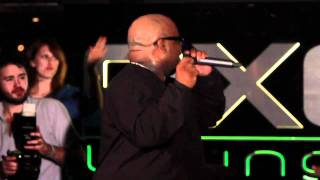 Cee Lo Green - Crazy (Live at AXE Lounge)