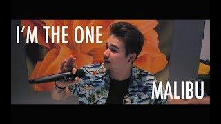 I'm The One & Malibu - Justin Bieber, Miley Cyrus (Mashup Cover)
