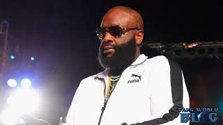 Rick Ross Is Hooked Up to Life Support Machine