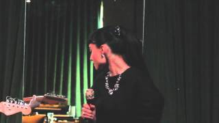 Natalia Kills - Trouble (Live at The Cherrytree House)