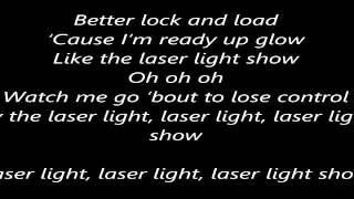 Florida - Laser Light Show (Lyrics)