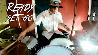 Royal Tailor - Ready Set Go (Drum Cover)