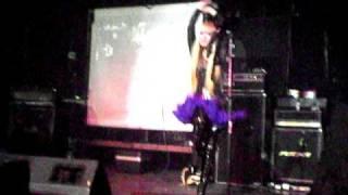 aural vampire-darwave surfer (live)