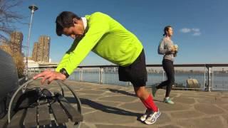 TTL - NYC Running with Bauerfeind