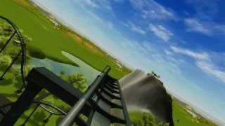 RCT3- Dino escape