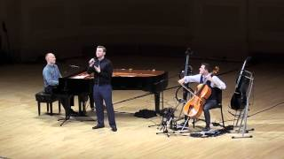 The Piano Guys at Carnegie Hall ft. Peter Hollens