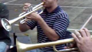 Quinteto de trompetes Duda
