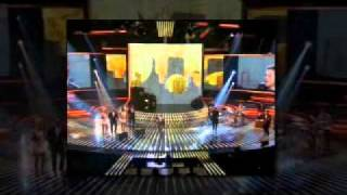 MICHAEL BUBLE - Hollywood single live X~FACTOR 2010 HD vocal